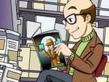 Bernie the Bookworm
