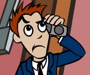 Cellphone Addict BOOM cutscene