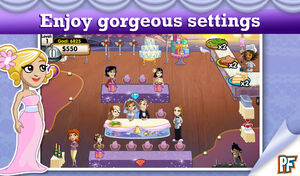 KindleFire WeddingDash Screenshot7