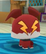 Sparky back