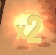Menu 2x symbol