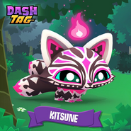 Kitsune reveal