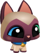 Lucy transparent