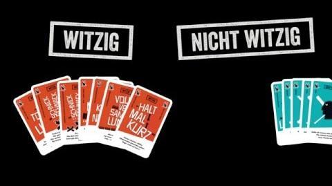 """HALT MAL KURZ"" - Das Känguru-Spiel - Anleitung"