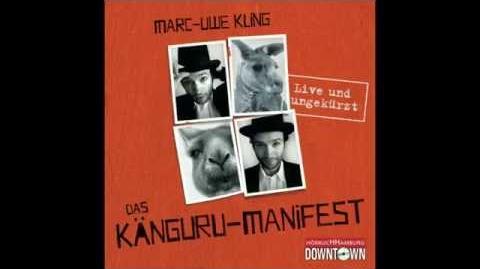 Marc-Uwe Kling Das Känguru-Manifest