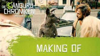 DIE KÄNGURU-CHRONIKEN Das Känguru und Marc-Uwe Kling