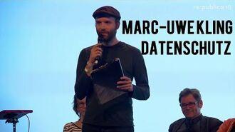 Marc-Uwe Kling über Datenschutz