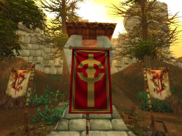 Kreuzzug Banner