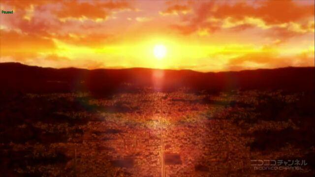 File:Tenguu city sunset.jpg