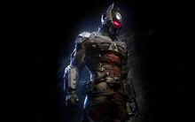 True-Kusanagi armor V.3