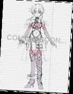 Character kaguya