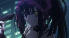 Kurumi talking to Phantom
