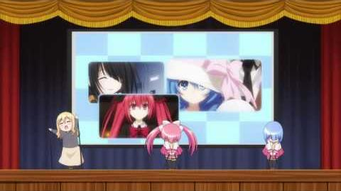 Date A Live ED - Hatsukoi Winding Road