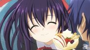 Tohka with crepe
