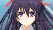 Tohka worried