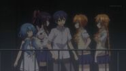 Shido troubled by the girls
