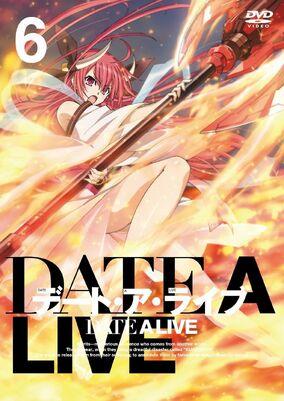 Date A Live BD 6