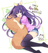 Tohka April 10th
