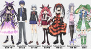 Date-a-live-anime-character