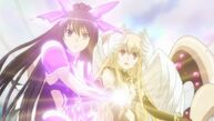 Mayuri and Tohka Power