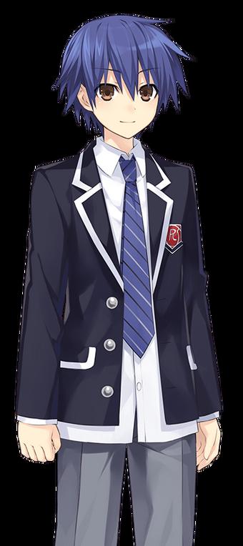 Shido Itsuka   Wiki Date A Live   Fandom