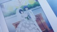 Kurumi Shido Mock Wedding