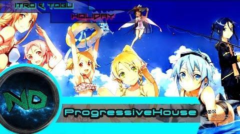 HD ProgressiveHouse Itro & Tobu - Holiday