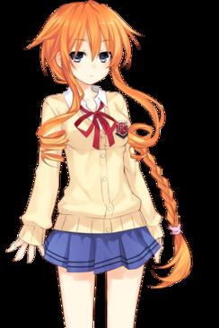 Yuzuru yamai uniforme