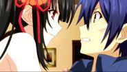 Kurumi teases Shido