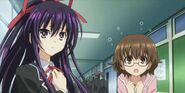Tohka and Tamae chan