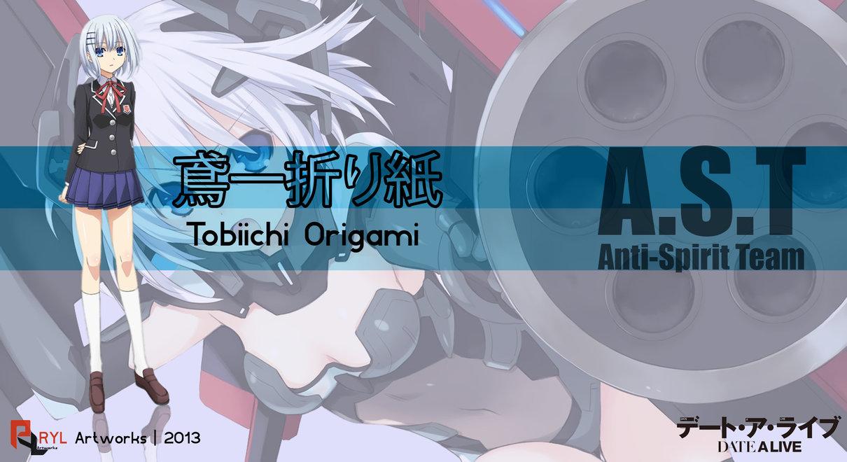 Date A Live Origami 8