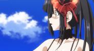 Kurumi surprised