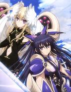 Mayuri and Tohka