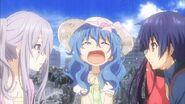 Reine, Yoshino, and Shido