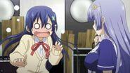 Shiori embarrassed