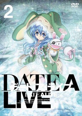 Date A Live BD 2
