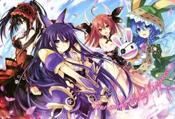 Date A Live Poster Image