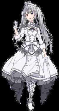 White Queen anime