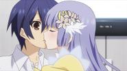 Miku kiss