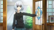 Origami open door