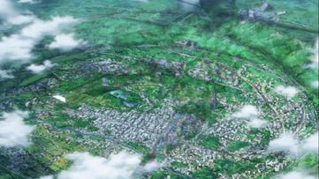 Tenguu City