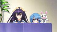 Sad Tohka & Yoshino