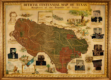 Texan Map 2