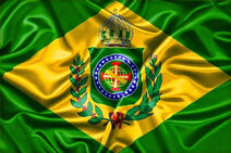 Brazilian Empire flag