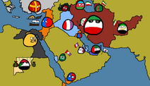 Countryball mid east