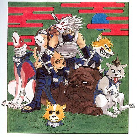File:Kakashi ANBU with Nin-Dogs.JPG