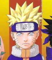 Naruto uzumaki part 1