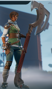 Dauntless - Axe image1
