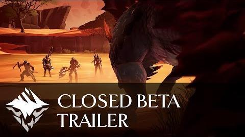 Dauntless Closed Beta Trailer-1