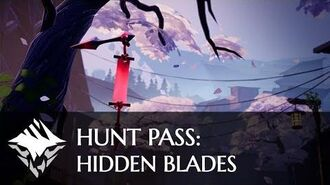 Hunt Pass- Hidden Blades